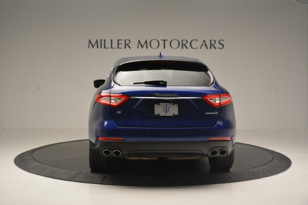 New 2018 Maserati Levante Q4 for sale Sold at Rolls-Royce Motor Cars Greenwich in Greenwich CT 06830 7