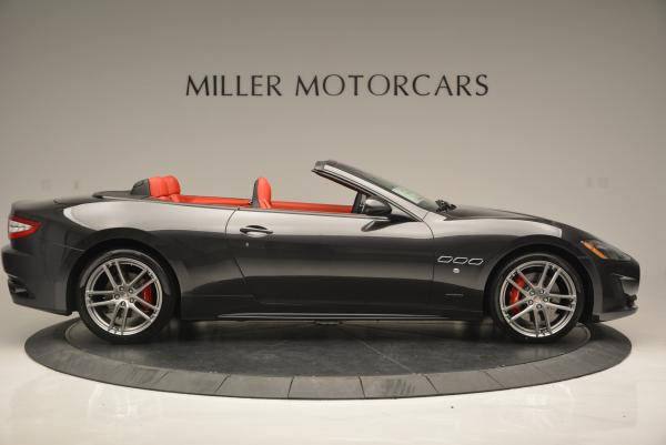 New 2017 Maserati GranTurismo Convertible Sport for sale Sold at Rolls-Royce Motor Cars Greenwich in Greenwich CT 06830 10