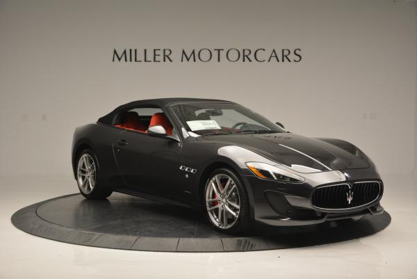 New 2017 Maserati GranTurismo Convertible Sport for sale Sold at Rolls-Royce Motor Cars Greenwich in Greenwich CT 06830 15