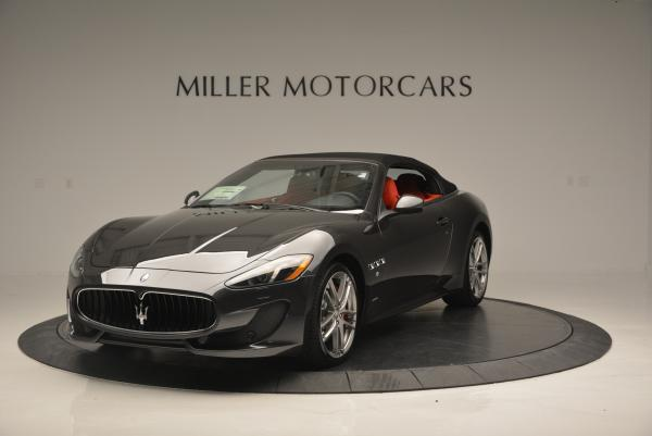 New 2017 Maserati GranTurismo Convertible Sport for sale Sold at Rolls-Royce Motor Cars Greenwich in Greenwich CT 06830 2