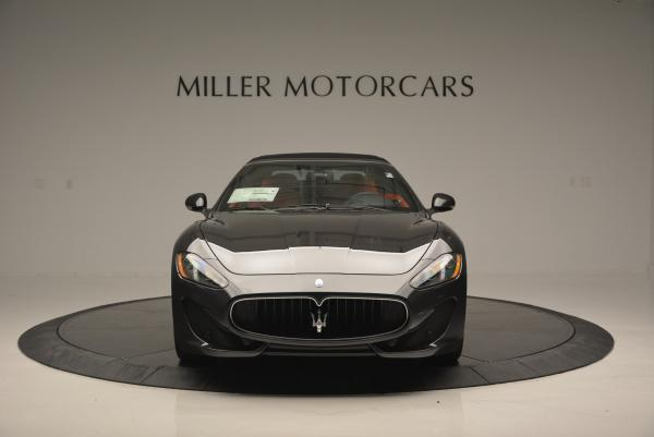 New 2017 Maserati GranTurismo Convertible Sport for sale Sold at Rolls-Royce Motor Cars Greenwich in Greenwich CT 06830 27