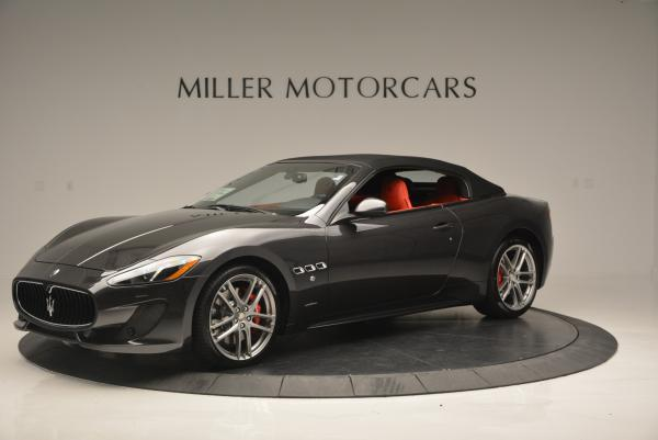 New 2017 Maserati GranTurismo Convertible Sport for sale Sold at Rolls-Royce Motor Cars Greenwich in Greenwich CT 06830 4