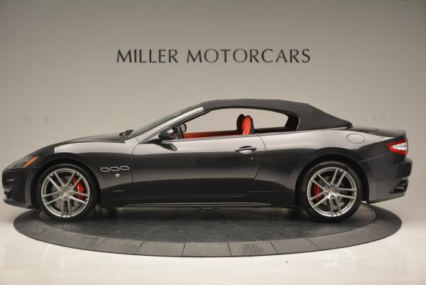 New 2017 Maserati GranTurismo Convertible Sport for sale Sold at Rolls-Royce Motor Cars Greenwich in Greenwich CT 06830 6
