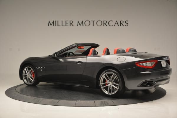 New 2017 Maserati GranTurismo Convertible Sport for sale Sold at Rolls-Royce Motor Cars Greenwich in Greenwich CT 06830 7