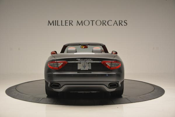 New 2017 Maserati GranTurismo Convertible Sport for sale Sold at Rolls-Royce Motor Cars Greenwich in Greenwich CT 06830 8