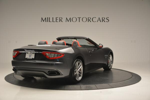 New 2017 Maserati GranTurismo Convertible Sport for sale Sold at Rolls-Royce Motor Cars Greenwich in Greenwich CT 06830 9