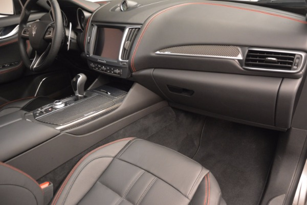 New 2017 Maserati Levante S Q4 for sale Sold at Rolls-Royce Motor Cars Greenwich in Greenwich CT 06830 20