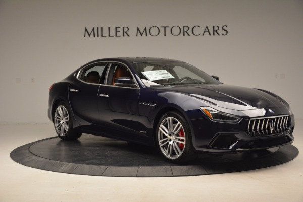 New 2018 Maserati Ghibli S Q4 Gransport for sale Sold at Rolls-Royce Motor Cars Greenwich in Greenwich CT 06830 11