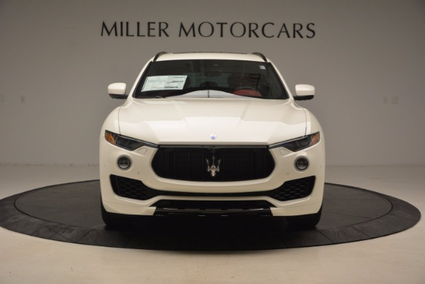 New 2018 Maserati Levante Q4 GranSport for sale Sold at Rolls-Royce Motor Cars Greenwich in Greenwich CT 06830 12