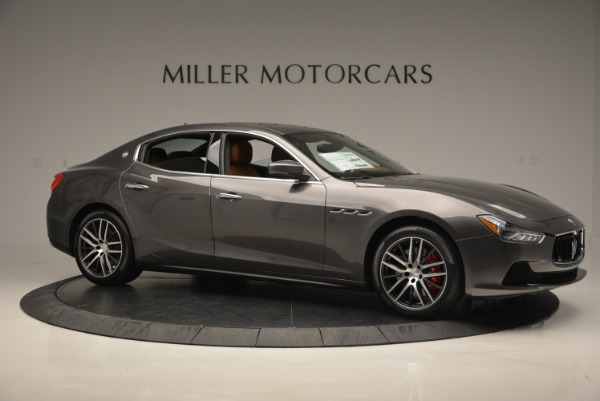 Used 2018 Maserati Ghibli S Q4 for sale Sold at Rolls-Royce Motor Cars Greenwich in Greenwich CT 06830 10