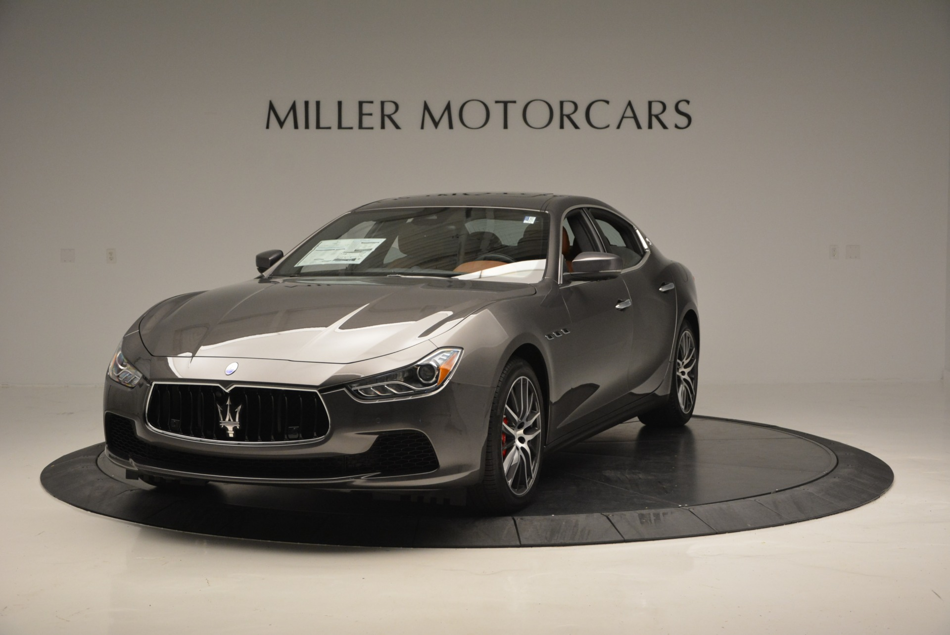 Used 2018 Maserati Ghibli S Q4 for sale Sold at Rolls-Royce Motor Cars Greenwich in Greenwich CT 06830 1