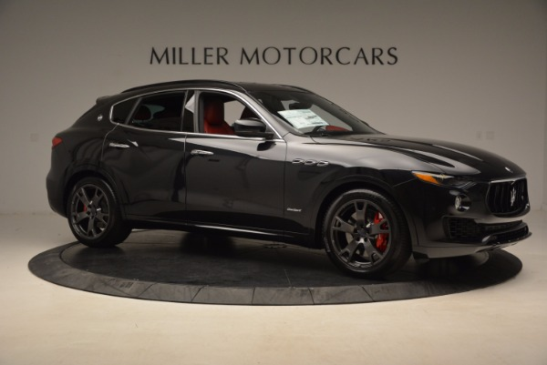 New 2018 Maserati Levante S GranSport for sale Sold at Rolls-Royce Motor Cars Greenwich in Greenwich CT 06830 10