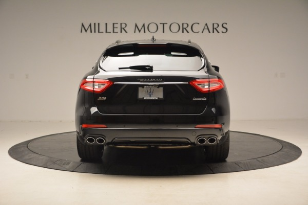 New 2018 Maserati Levante S GranSport for sale Sold at Rolls-Royce Motor Cars Greenwich in Greenwich CT 06830 6