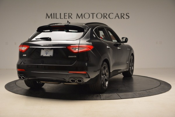 New 2018 Maserati Levante S GranSport for sale Sold at Rolls-Royce Motor Cars Greenwich in Greenwich CT 06830 7