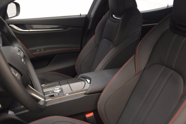 New 2018 Maserati Ghibli S Q4 GranSport for sale Sold at Rolls-Royce Motor Cars Greenwich in Greenwich CT 06830 15