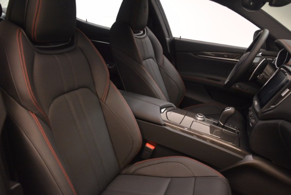 New 2018 Maserati Ghibli S Q4 GranSport for sale Sold at Rolls-Royce Motor Cars Greenwich in Greenwich CT 06830 21