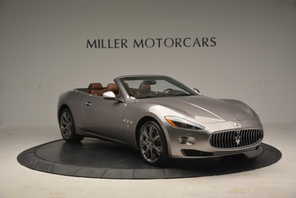 Used 2012 Maserati GranTurismo for sale Sold at Rolls-Royce Motor Cars Greenwich in Greenwich CT 06830 11