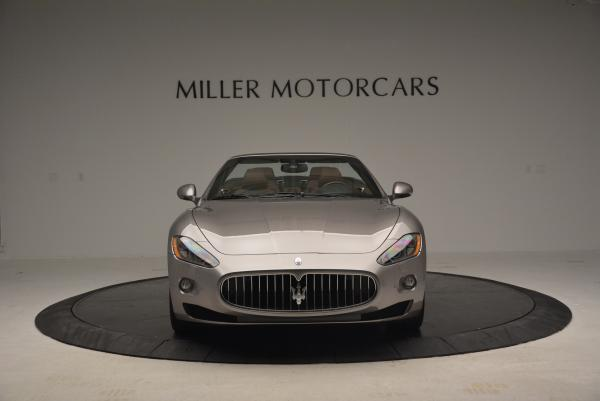 Used 2012 Maserati GranTurismo for sale Sold at Rolls-Royce Motor Cars Greenwich in Greenwich CT 06830 12