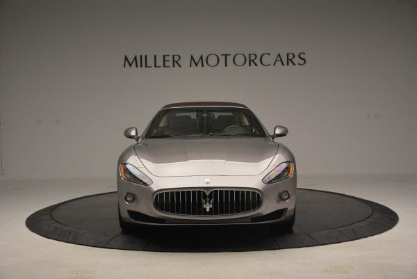 Used 2012 Maserati GranTurismo for sale Sold at Rolls-Royce Motor Cars Greenwich in Greenwich CT 06830 19