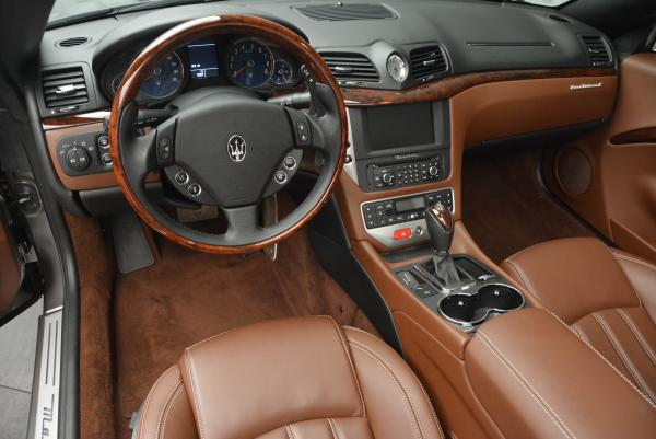 Used 2012 Maserati GranTurismo for sale Sold at Rolls-Royce Motor Cars Greenwich in Greenwich CT 06830 21