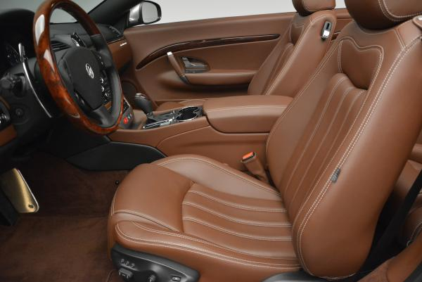 Used 2012 Maserati GranTurismo for sale Sold at Rolls-Royce Motor Cars Greenwich in Greenwich CT 06830 22
