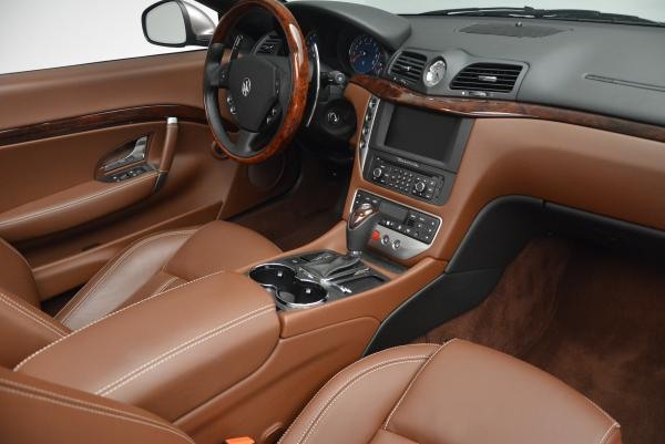 Used 2012 Maserati GranTurismo for sale Sold at Rolls-Royce Motor Cars Greenwich in Greenwich CT 06830 26