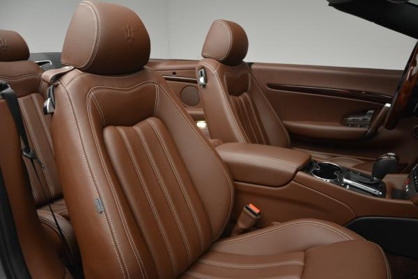 Used 2012 Maserati GranTurismo for sale Sold at Rolls-Royce Motor Cars Greenwich in Greenwich CT 06830 28