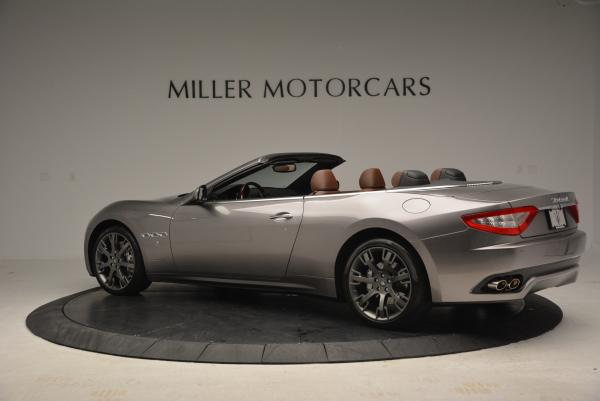 Used 2012 Maserati GranTurismo for sale Sold at Rolls-Royce Motor Cars Greenwich in Greenwich CT 06830 4