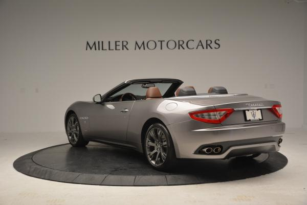 Used 2012 Maserati GranTurismo for sale Sold at Rolls-Royce Motor Cars Greenwich in Greenwich CT 06830 5