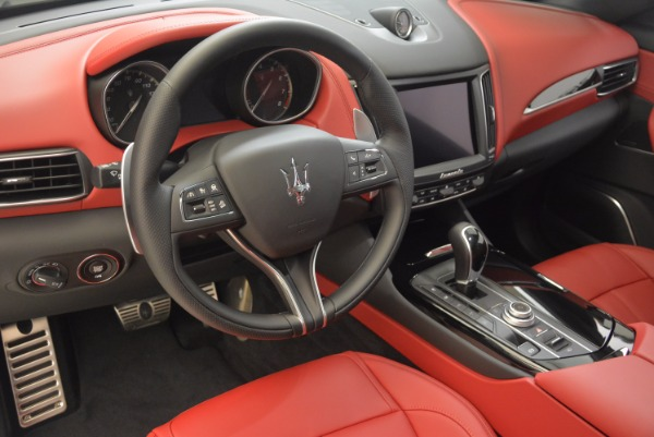 New 2018 Maserati Levante Q4 GranSport for sale Sold at Rolls-Royce Motor Cars Greenwich in Greenwich CT 06830 13