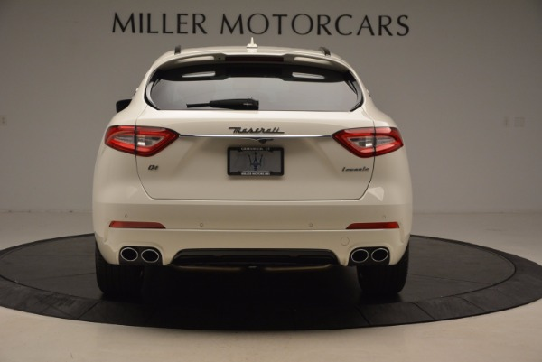 New 2018 Maserati Levante Q4 GranSport for sale Sold at Rolls-Royce Motor Cars Greenwich in Greenwich CT 06830 6
