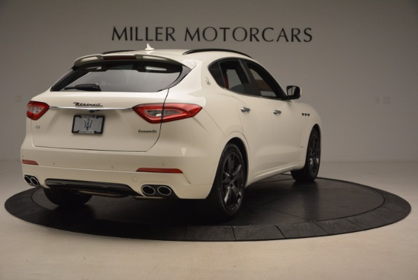 New 2018 Maserati Levante Q4 GranSport for sale Sold at Rolls-Royce Motor Cars Greenwich in Greenwich CT 06830 7