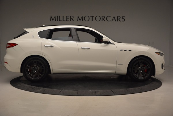 New 2018 Maserati Levante Q4 GranSport for sale Sold at Rolls-Royce Motor Cars Greenwich in Greenwich CT 06830 9