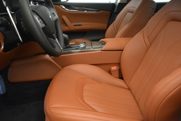 Used 2018 Maserati Quattroporte S Q4 GranLusso for sale Sold at Rolls-Royce Motor Cars Greenwich in Greenwich CT 06830 14