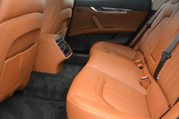 Used 2018 Maserati Quattroporte S Q4 GranLusso for sale Sold at Rolls-Royce Motor Cars Greenwich in Greenwich CT 06830 18