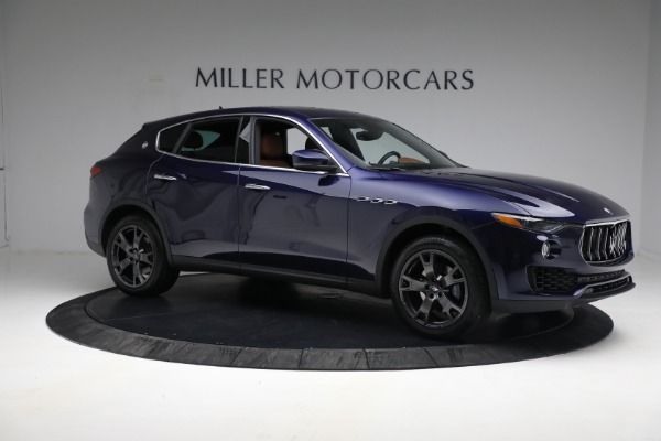 Used 2018 Maserati Levante Q4 for sale $57,900 at Rolls-Royce Motor Cars Greenwich in Greenwich CT 06830 10