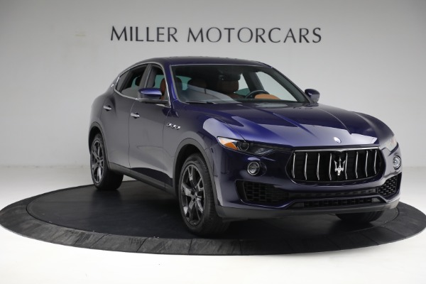 Used 2018 Maserati Levante Q4 for sale $57,900 at Rolls-Royce Motor Cars Greenwich in Greenwich CT 06830 11