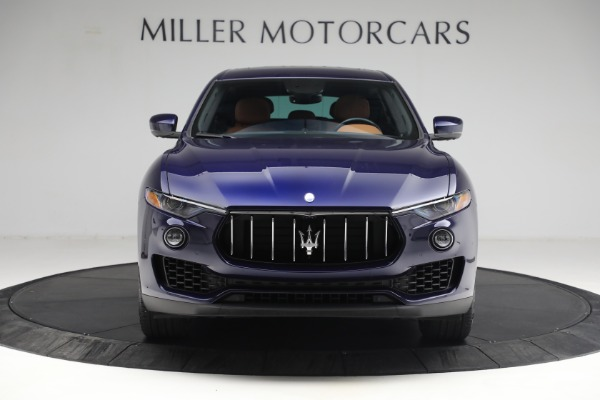 Used 2018 Maserati Levante Q4 for sale $57,900 at Rolls-Royce Motor Cars Greenwich in Greenwich CT 06830 12