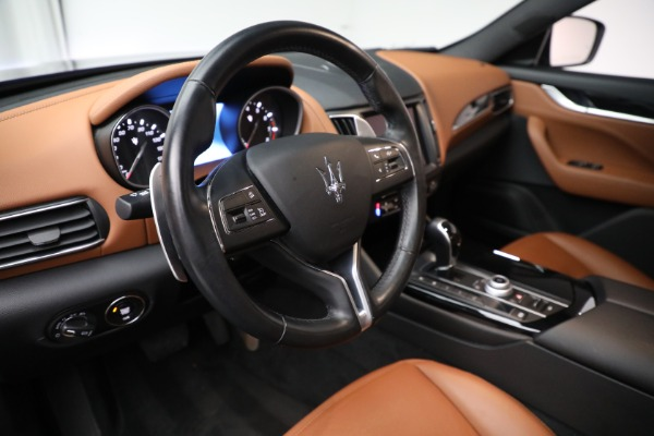 Used 2018 Maserati Levante Q4 for sale $57,900 at Rolls-Royce Motor Cars Greenwich in Greenwich CT 06830 13