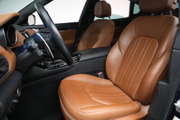 Used 2018 Maserati Levante Q4 for sale $57,900 at Rolls-Royce Motor Cars Greenwich in Greenwich CT 06830 15