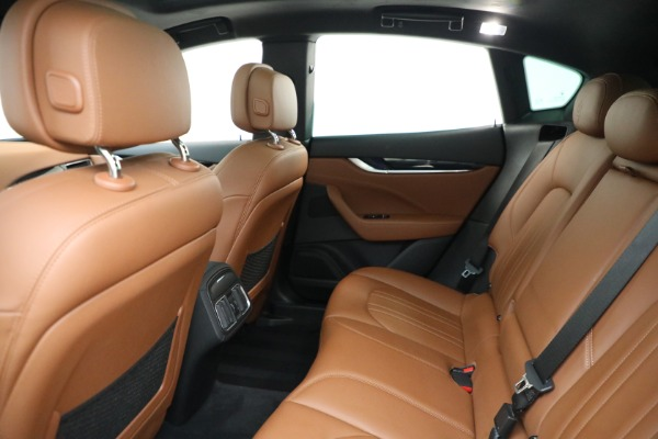 Used 2018 Maserati Levante Q4 for sale $57,900 at Rolls-Royce Motor Cars Greenwich in Greenwich CT 06830 18