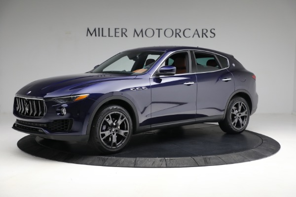 Used 2018 Maserati Levante Q4 for sale $57,900 at Rolls-Royce Motor Cars Greenwich in Greenwich CT 06830 2