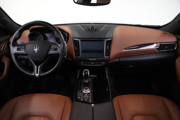 Used 2018 Maserati Levante Q4 for sale $57,900 at Rolls-Royce Motor Cars Greenwich in Greenwich CT 06830 20