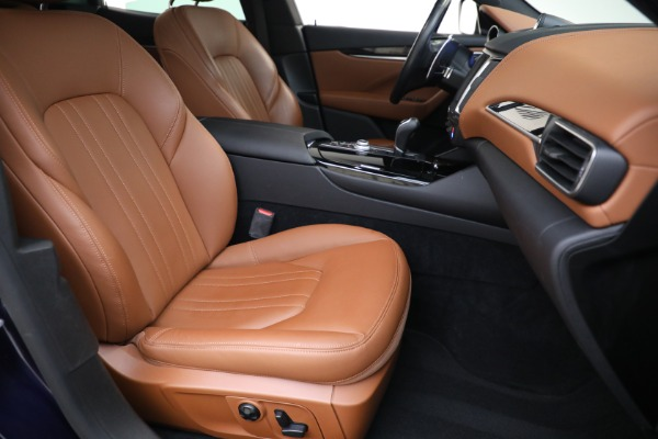 Used 2018 Maserati Levante Q4 for sale $57,900 at Rolls-Royce Motor Cars Greenwich in Greenwich CT 06830 23