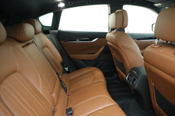 Used 2018 Maserati Levante Q4 for sale $57,900 at Rolls-Royce Motor Cars Greenwich in Greenwich CT 06830 25