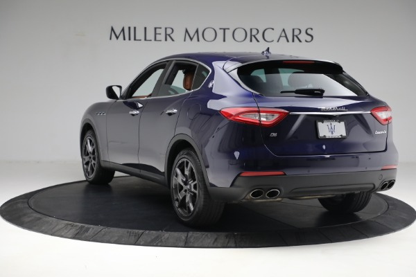 Used 2018 Maserati Levante Q4 for sale $57,900 at Rolls-Royce Motor Cars Greenwich in Greenwich CT 06830 5