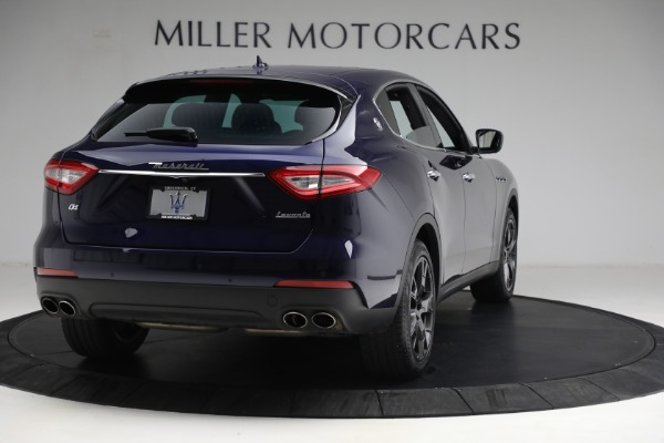 Used 2018 Maserati Levante Q4 for sale $57,900 at Rolls-Royce Motor Cars Greenwich in Greenwich CT 06830 7