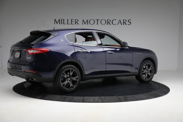 Used 2018 Maserati Levante Q4 for sale $57,900 at Rolls-Royce Motor Cars Greenwich in Greenwich CT 06830 8