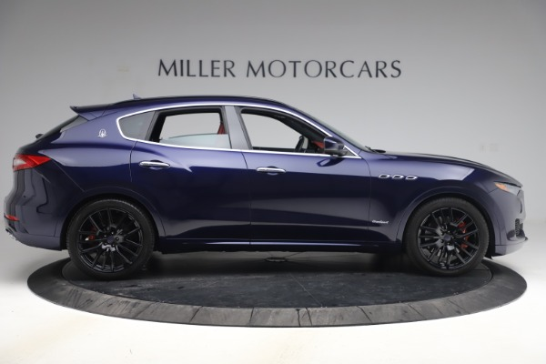 Used 2018 Maserati Levante S GranSport for sale $66,900 at Rolls-Royce Motor Cars Greenwich in Greenwich CT 06830 10