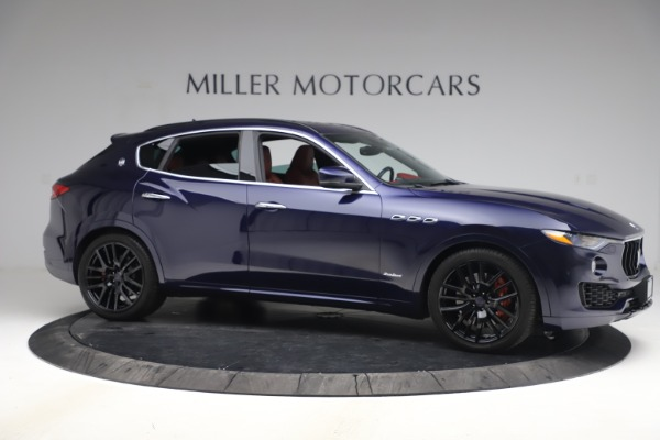New 2018 Maserati Levante S GranSport for sale Sold at Rolls-Royce Motor Cars Greenwich in Greenwich CT 06830 11